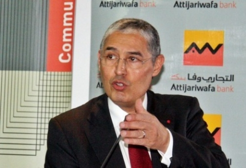 Kettani pdg attijariwafa bank maroc