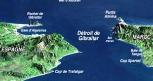Maroc-Espagne : le projet du tunnel sous-marin relancé