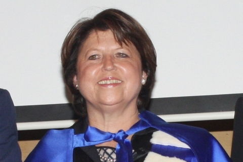 Martine aubry docteur honoris causa  oujda 2013