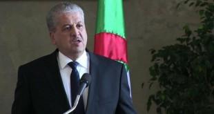 Algérie Sellal veut devenir Président