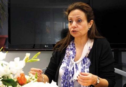 Amani abouzeid bad maroc 2013