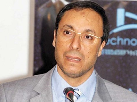 Amara ministre energie maroc novembre 2013