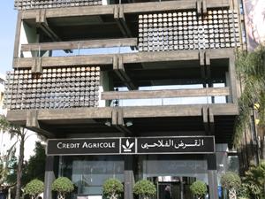 Credit agricole maroc