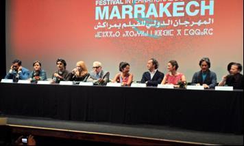 Fifm 2013 membres du jury Ph Le Reporter