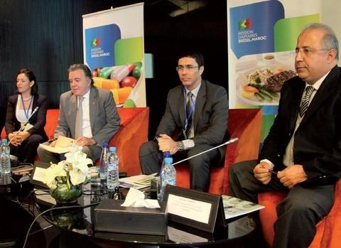 Forum Bresil Maroc decembre 2013