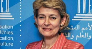 Irina Bokova dg unesco