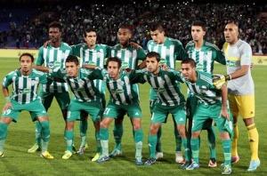 Le Raja Mondialito Marrakech decembre 2013