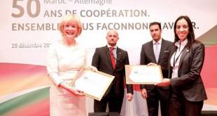 Maroc-Allemagne 50 ans de coopération