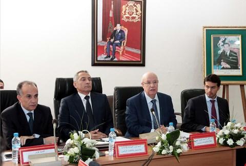 Ministre industrie maroc