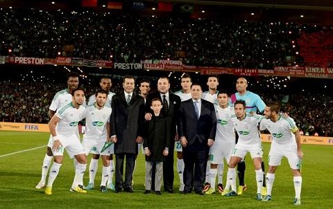 Mondial des clubs Roi MohammedVI raja decembre 2013