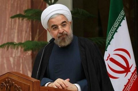 Rohani president iran