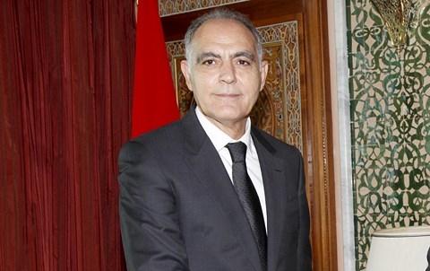 Salaheddine mezouar ministre des ae maroc 2013
