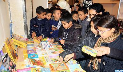 Salon regional du livre Meknes