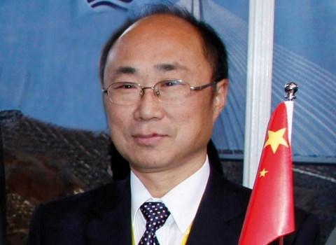 Sun Shuzhong Ambassadeur de chine au maroc novembre 2013