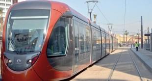 Tramway de Casablanca Un an dans le rétro…
