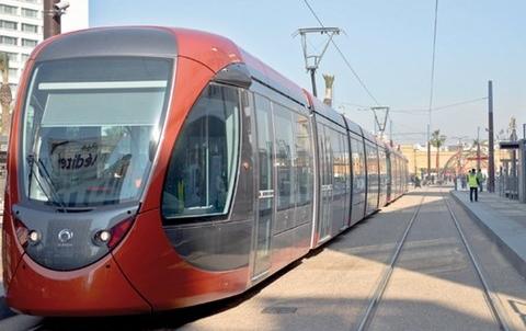 Tramway Casablanca 2013