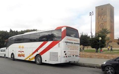Transport rabat 2013