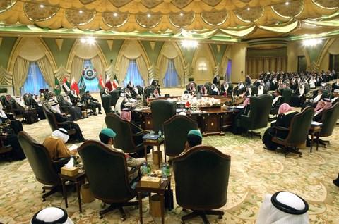 monarchies petrolieres Golfe