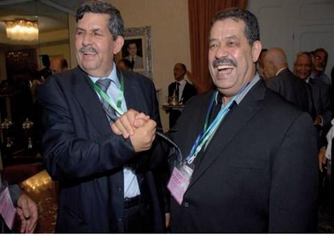 Abdelouahed el fassi et hamid chabat