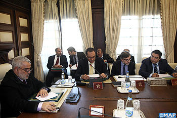 Commission investissements maroc
