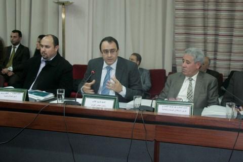 Ghellab parlement maroc 2013