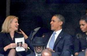 Obama a soweto 2013