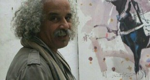 Hammouda Zaoui, artiste peintre