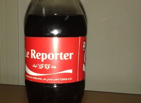 Coca Cola Maroc lereporter