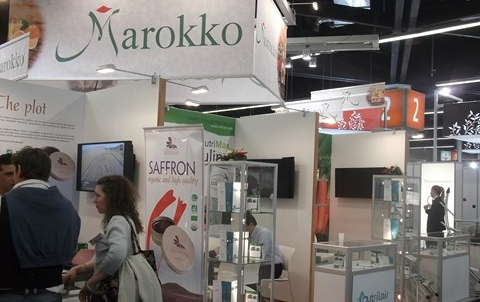 Le Maroc expose l agriculture bio a Nuremberg