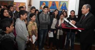 «Arts & Education. Trajectoires» Une exposition de 130 élèves casablancais
