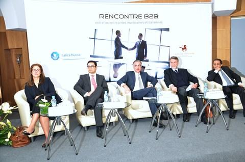 Rencontre bcp maroc banca nuova casablanca fevrier 2014