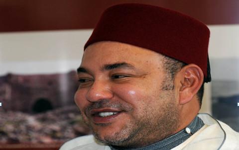Roi mohammedVI maroc