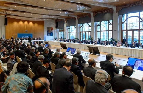 Syrie conference geneve2