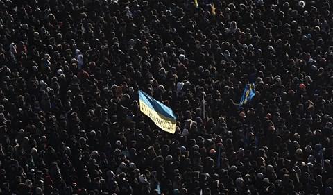 Ukraine manif