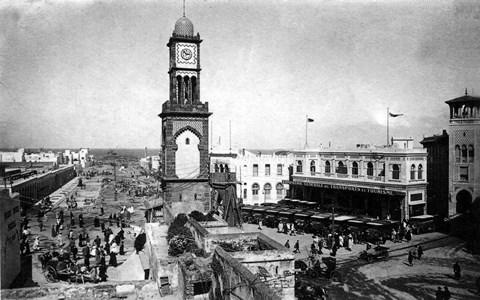 agence Casablanca 1922