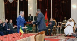 Maroc Mali : 17 accords bilatéraux