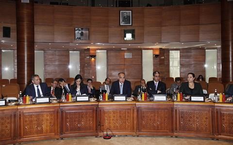 Commission mixte maroc prive public pour suivi contrats en afrique