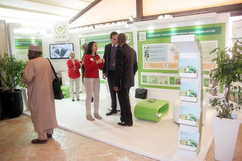 Fmb africa fertilizer 5eme edition marrakech fevrier 2014