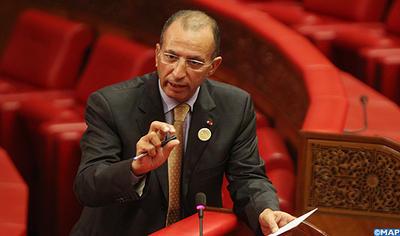 Hassad ministre de l interieur maroc 2014