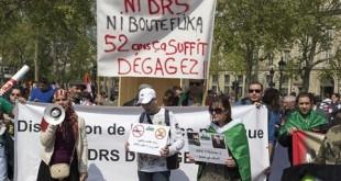Algérie  Menaces sur le régime