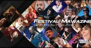 Mawazine La musique marocaine bien représentée