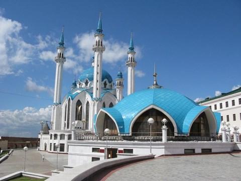 Mosquee kul sharif russie