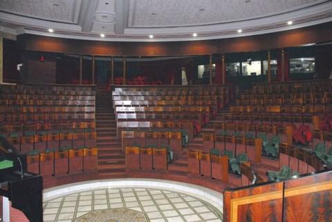 Parlement maroc fin de session