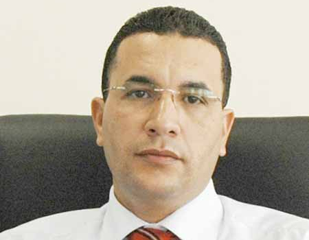 Redouane Najmeddine Barid bank