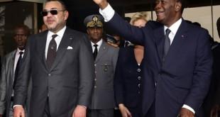 Visite royale en Afrique : Le pas en arrière du Roi