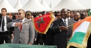 Maroc–Côte d'Ivoire 26 accords bilatéraux