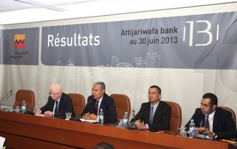 Top management Attijariwafabank Maroc