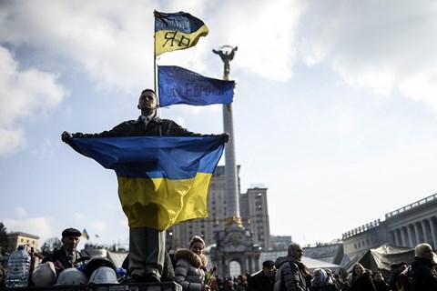 Ukraine  fevrier 2014