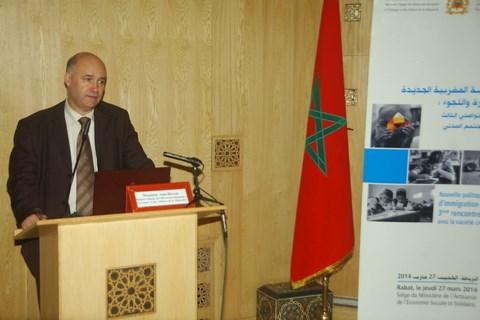 Anis birou ministre migration maroc