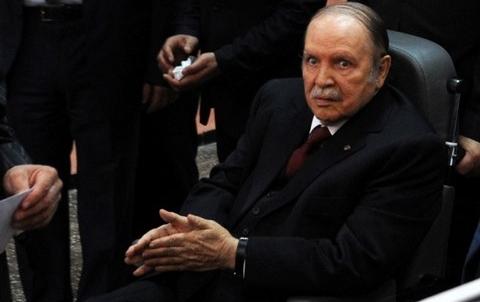 Bouteflika Algerie Avril 2014